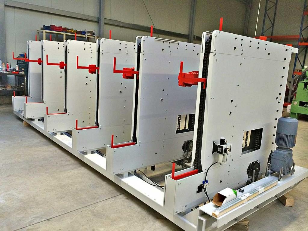 Stapelanlage LX300-6F