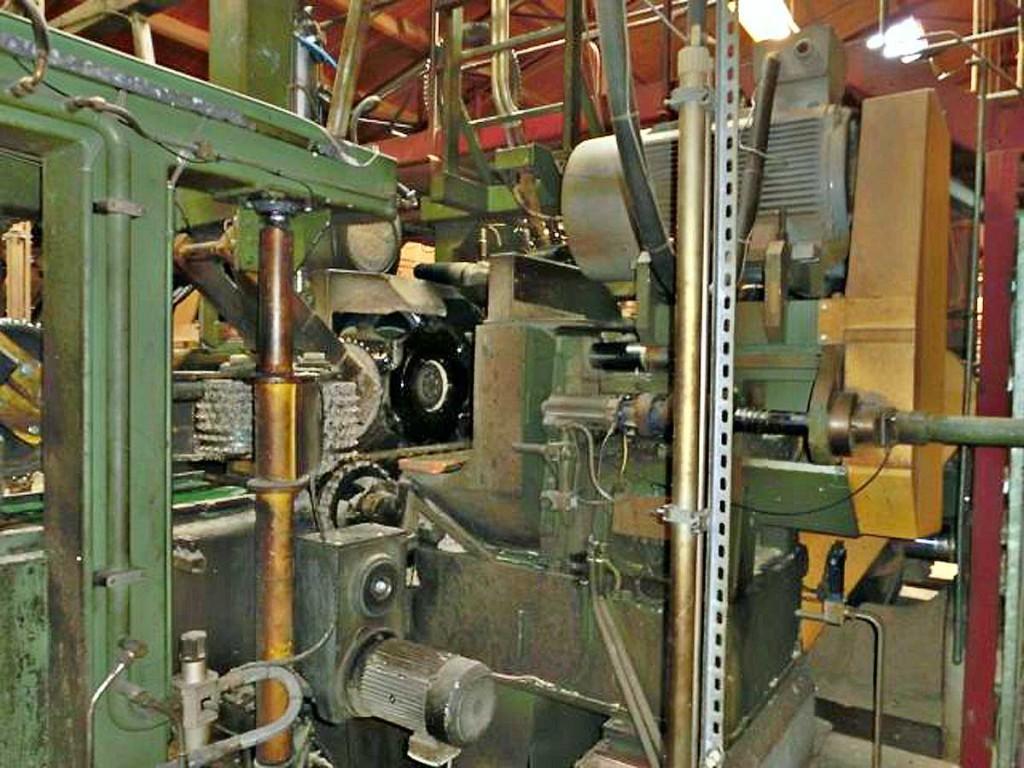 Профилирующий станок для чернового распила